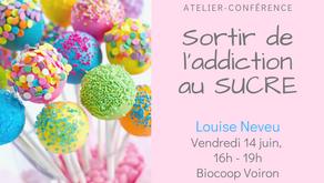 Atelier sur l'addiction au sucre
