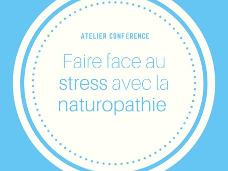 """Atelier """"Faire face au stress"""""""