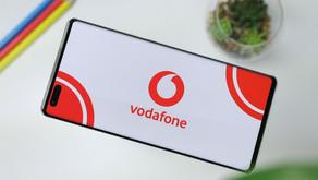 Vodafone aumenta a 100 Giga il traffico di alcune offerte senza costi aggiuntivi