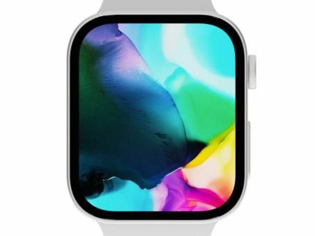 Apple Watch 7 avrà uno schermo più ampio e piatto