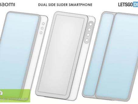Xiaomi riprende il doppio slider simile a quello dell Nokia N95, reinterpretandolo (foto)