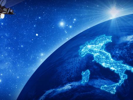 TIM: ufficiale la sperimentazione di Internet Satellitare a 19,90 euro al mese