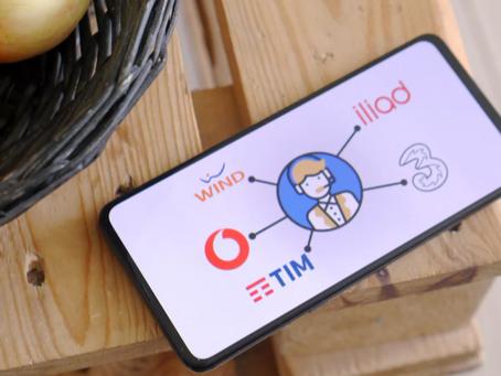 WINDTRE resta in vetta al mercato della telefonia mobile, ma Iliad continua a crescere