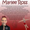 Marlee Ross (January/February 2020)