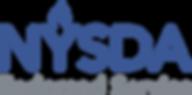 Logo for New York State Dental Association NYSDA endorsement of iCoreConnect