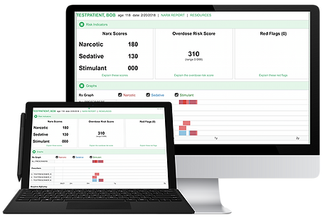 iCoreHuddle Prescripton Drug Monitoring Software (PDMP)