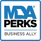 MDA Perks Business Ally General White.pn