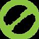 No upgrade fees symbol