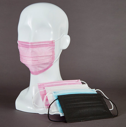 Kids/Juniors Disposable Medical Face Mask