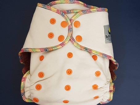 Bells Bumz Fitted Nappy Review