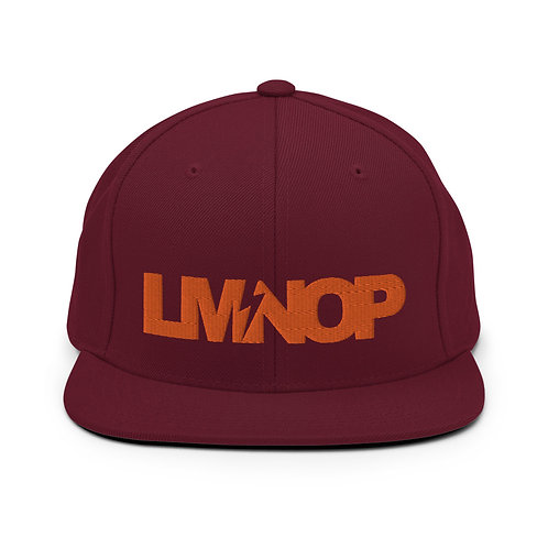 Official LMNOP™ Snapback Hat