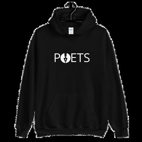 POETS™ Hoodie | White Logo
