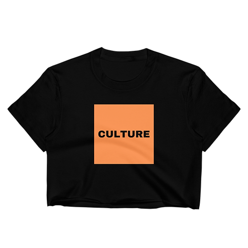 Official CULTURE Crop Top