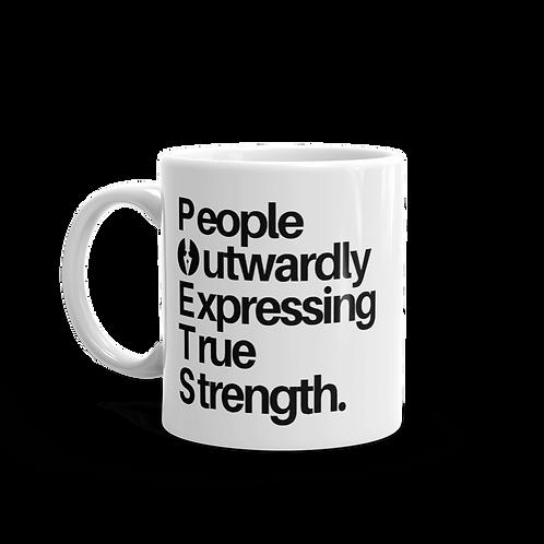 POETS™ Acronym Mug