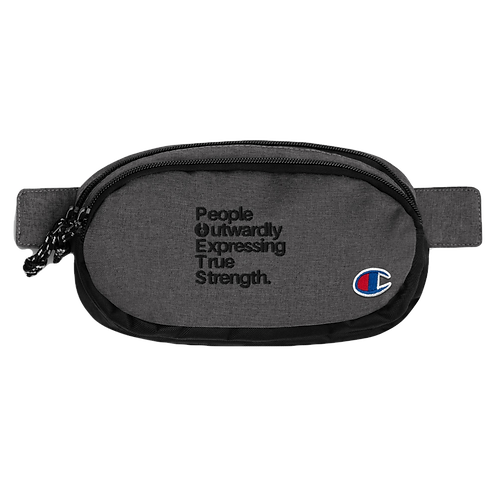 POETS™ Champion fanny pack