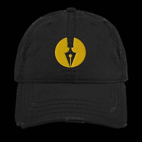 POETS™ distressed Dad Hat