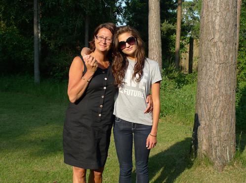 Jeanette & Stina