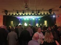 Irish Center Leeds 16/02/18