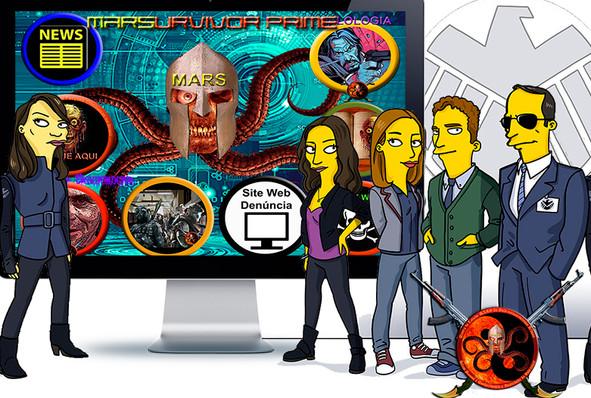 MARSURVIVOR PRIME: Primeiro programa sobrevivencialista para Computador