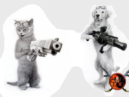 Sobrevivencialismo Urbano: Você lembra dos seus Pets?