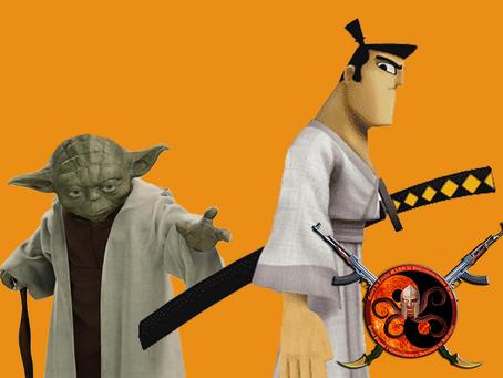 Pare de procurar um Yoda pra chamar de seu, seja um Ronin!!!