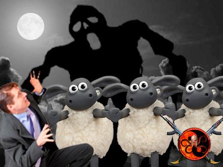 Mente predatória coletiva: Quando as ovelhas se tornam perigosas