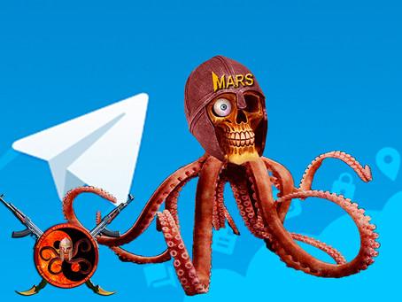 Centro de Estudo MARS: Agora estamos também no Telegram!!!