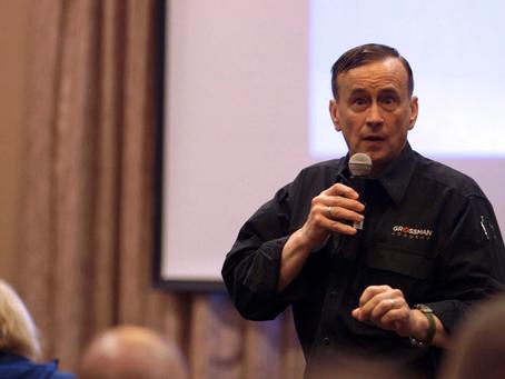 Dave Grossman: o criador da Killologia