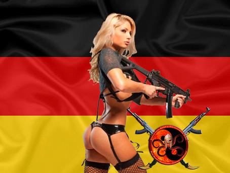 Submetralhadora H&K MP5