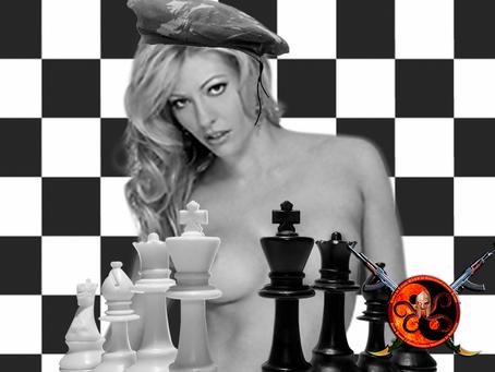 Sobrevivencialismo, combate extremo e xadrez?