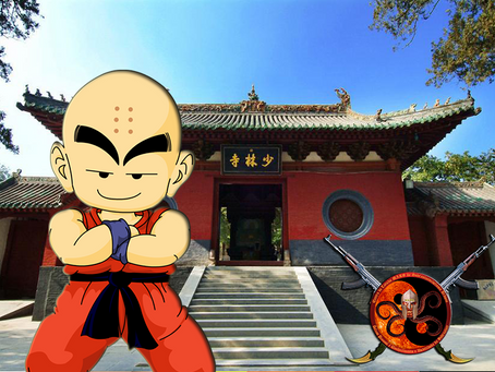 Monges Shaolin: Sobrevivencialistas seculares a toda prova