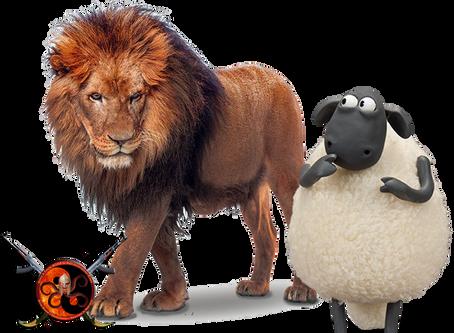 Combate extremo: De ovelha a leão