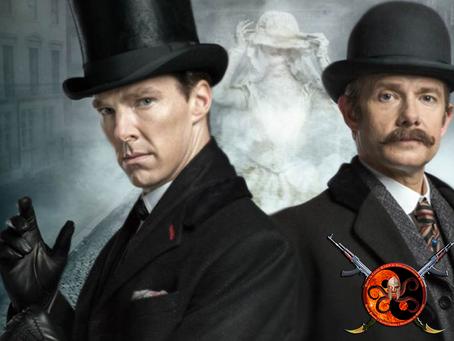 Sherlock Holmes: Combatente e sobrevivencialista urbano