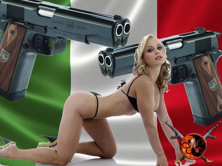 Pistola AF2011-A1: A Italiana duplamente mortal