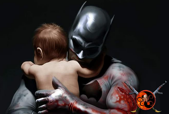 Protejam as crianças, os discípulos do Profeta Vermelho querem suas almas!