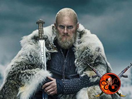 Vikings: Guerreiros Sanguinários
