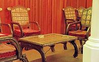 Sala de estar de la vendimia Conjunto