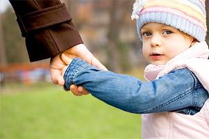 Временная передача детей в семьи