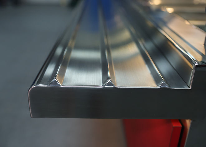 Cafeteria Kitchen Counter Master Fabricators Serving Line Counter