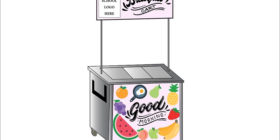 Breakfast Cart Giveaway
