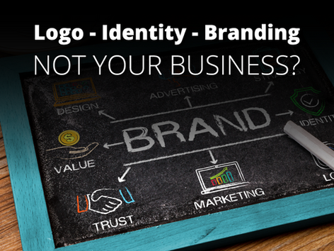 What is the difference between a logo, identity and branding?