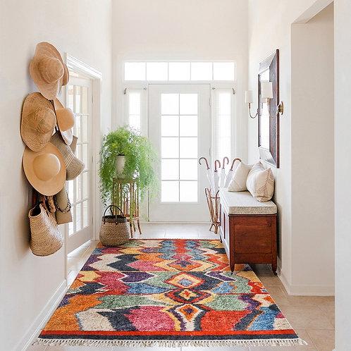Moroccan Berber Style Carpet