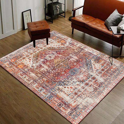 Vintage Moroccan Style Carpet