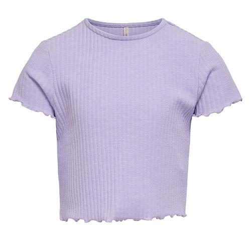 T-shirt lila |  Kids Only