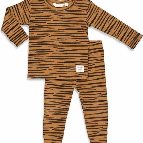 Tiger pyjama | Feetje