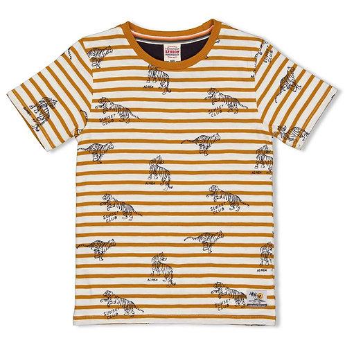 Happy camper t-shirt | Sturdy