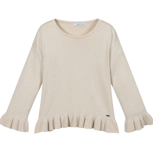 Beige sweater || Mayoral