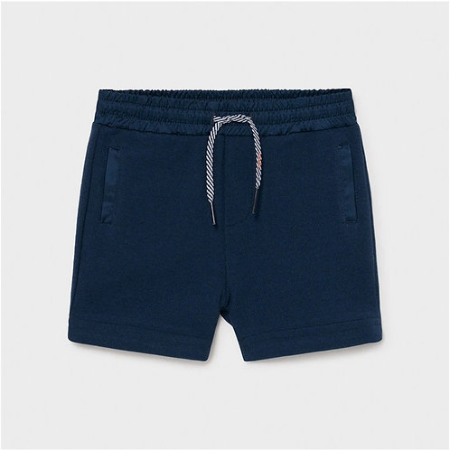 Blauwe baby short | Mayoral