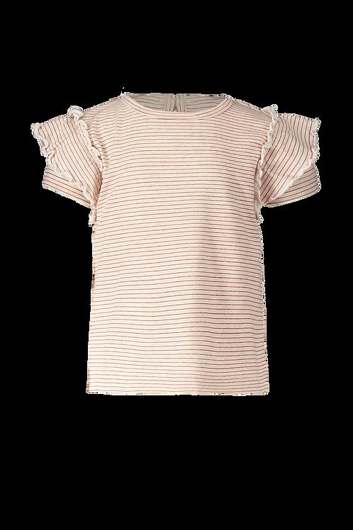 T-shirt korte mouw | Pexi lexi
