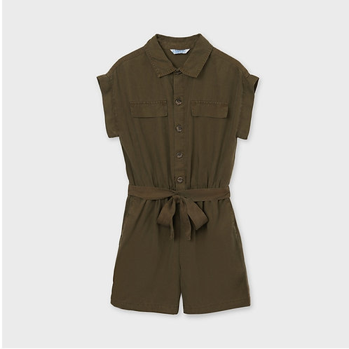 Jumpsuit army green | Mayoral